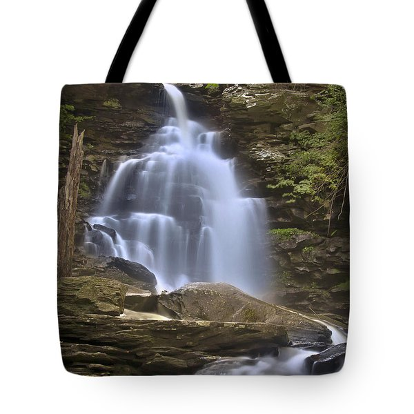 Where Waters Flow Tote Bag by Evelina Kremsdorf