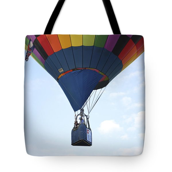 Where Will The Winds Take Us? Tote Bag