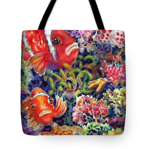 Where's Nemo Tote Bag