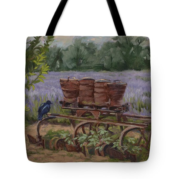 Where's The Seed? Tote Bag