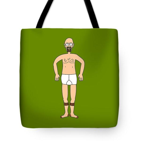 Wheres Walter Fugue State Breaking Bad Heisenberg Tote Bag