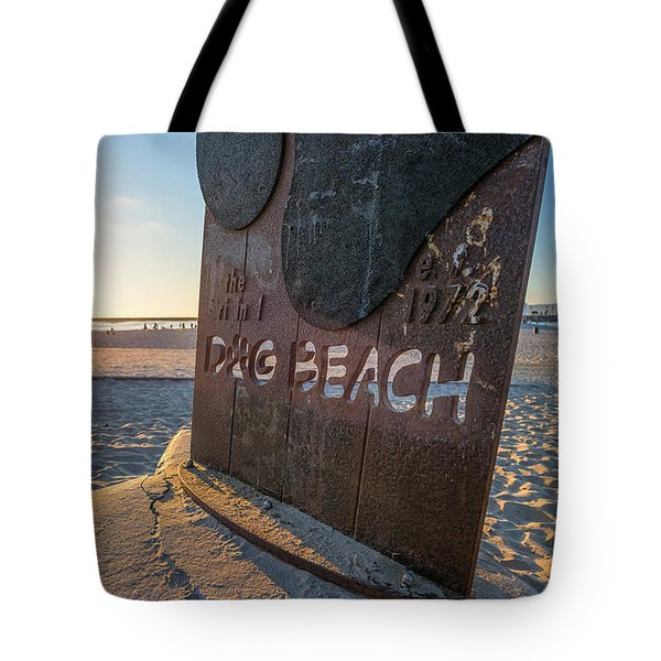 Where's Your Pooch Tote Bag by Joseph S Giacalone