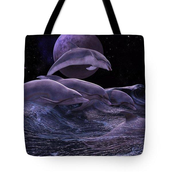Wherever You May Roam Tote Bag by Betsy Knapp