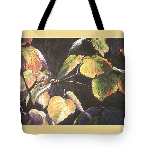 Which Hopper? Tote Bag