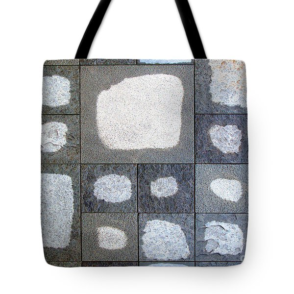 While We Were Having Lunch It Rained Tote Bag