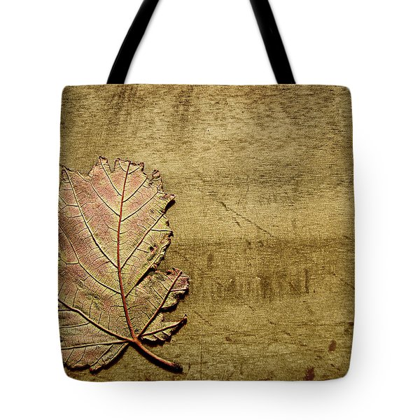 ...while You Fall Apart Tote Bag