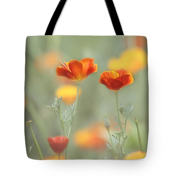 Whimsical Summer Tote Bag