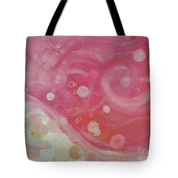 Whimsy Tote Bag by Kristen Abrahamson