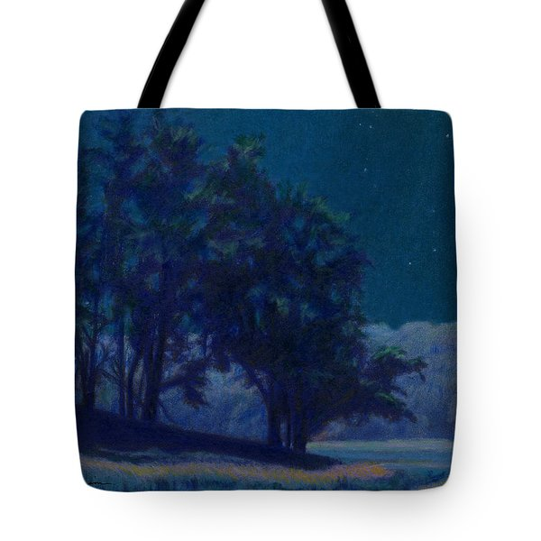 Whip-poor-will Nights Tote Bag