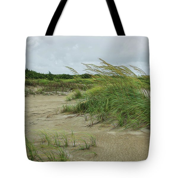 Whipping Reeds Tote Bag