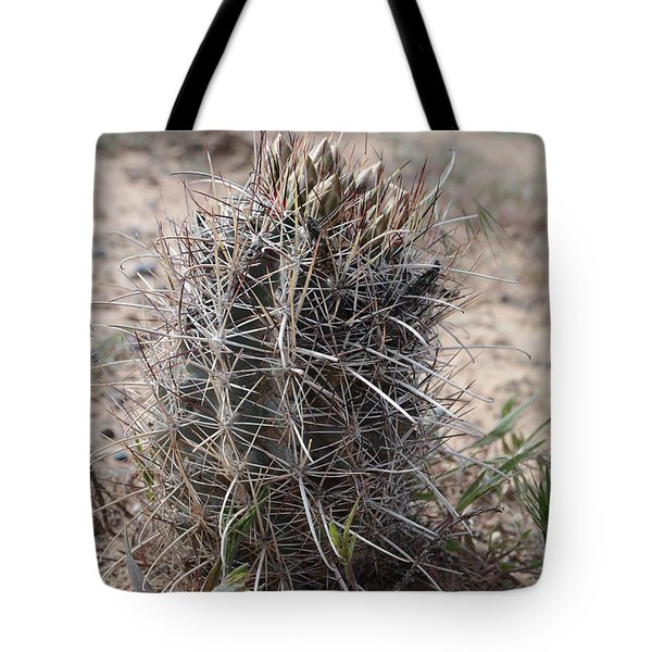 Whipple's Fishook Cactus Tote Bag by Jenessa Rahn