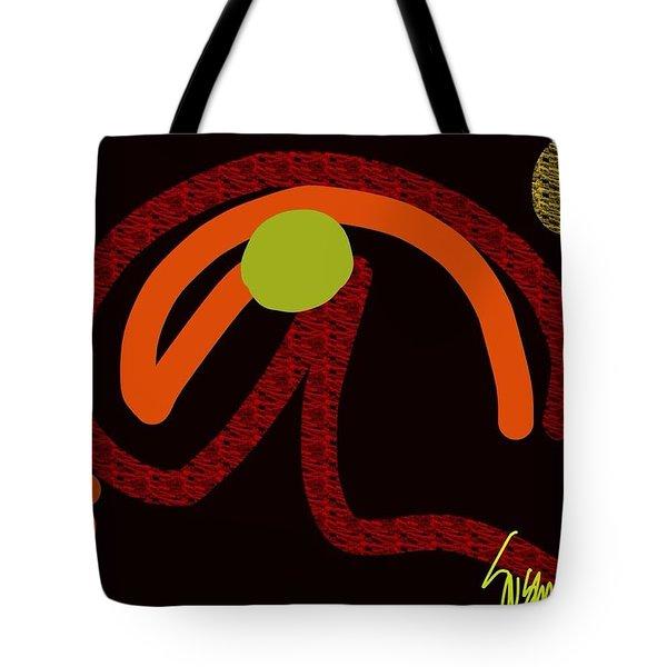Whirley Woo Tote Bag