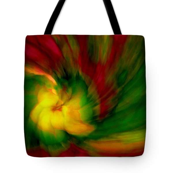 Whirlwind Passion Tote Bag