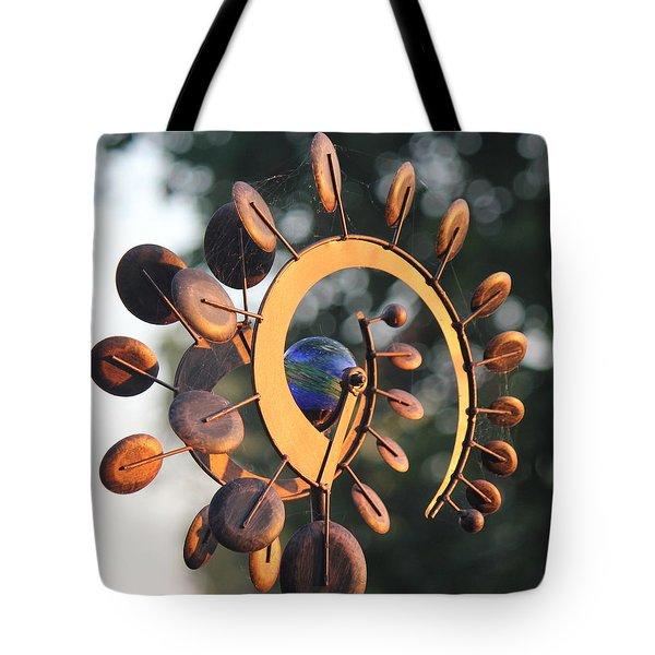 Whirlygig Tote Bag