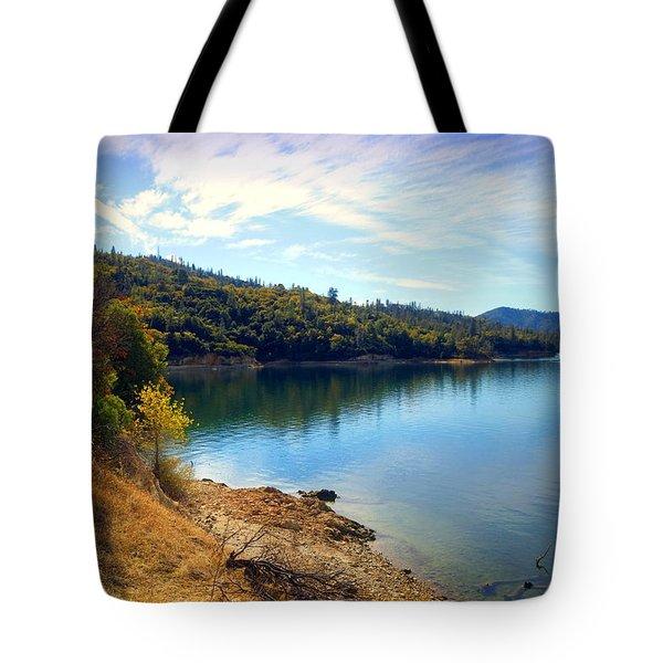 Whiskeytown Lake Two Tote Bag
