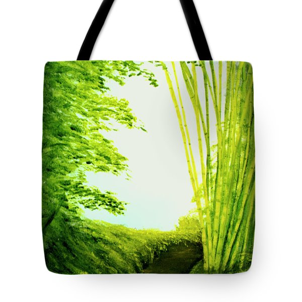 Whisper #09 Tote Bag by Donald k Hall