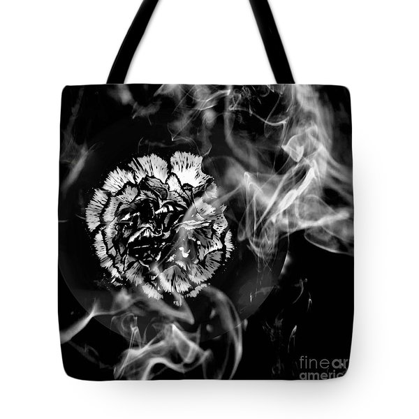 Whisper In The Dark Tote Bag
