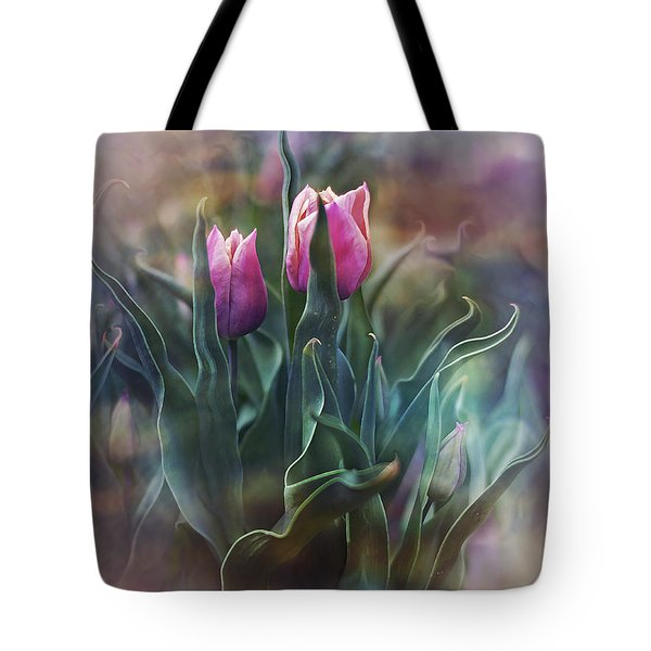 Whisper Of Spring Tote Bag