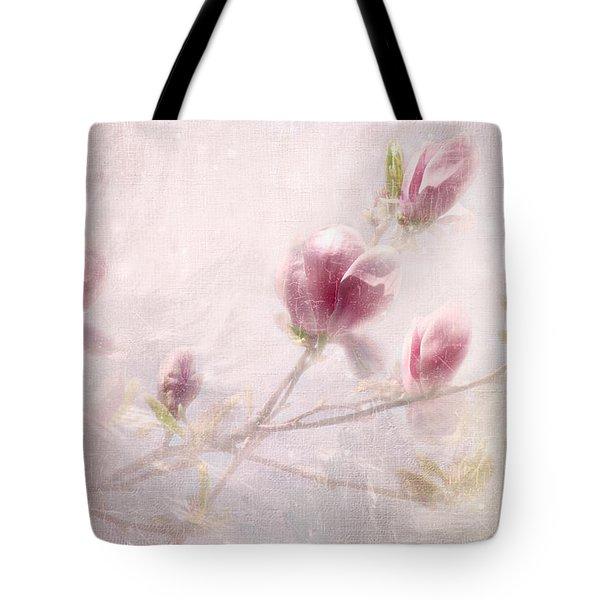 Whisper Of Spring Tote Bag