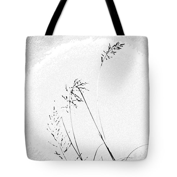 Whisper Tote Bag by Vicki Pelham