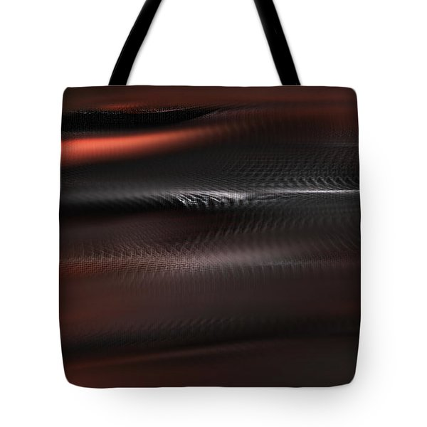 Tote Bag featuring the digital art Whisper by Yul Olaivar