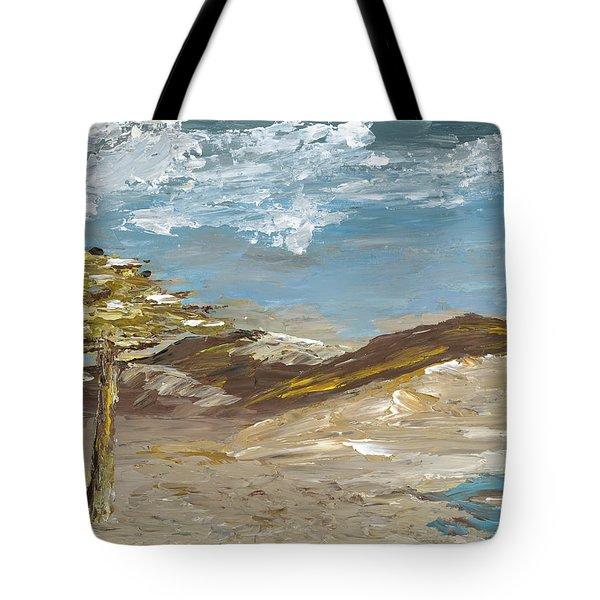 Whispering Dunes Tote Bag