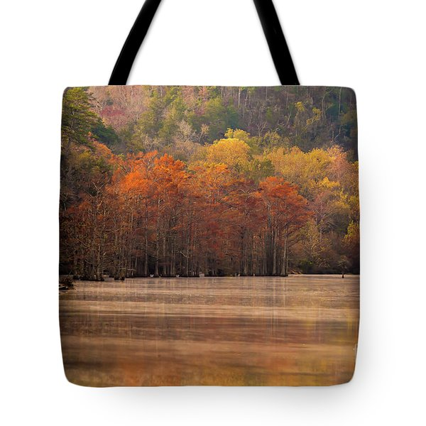 Whispering Mist Tote Bag