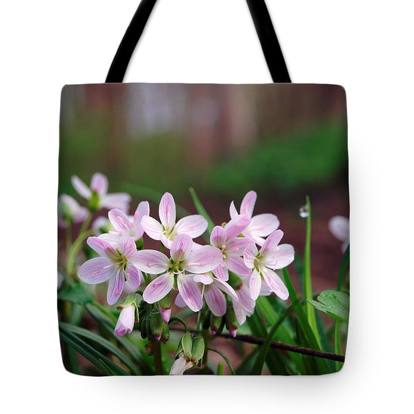 Tote Bag featuring the photograph Whispering by Tom Druin