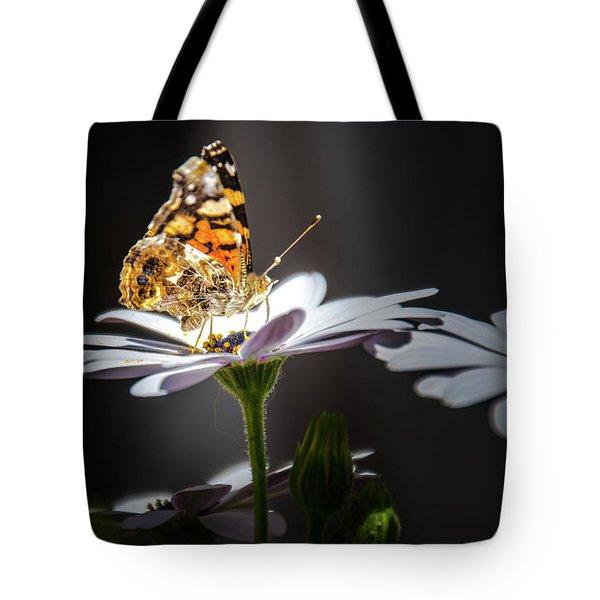 Whispering Wings II Tote Bag by Mark Dunton