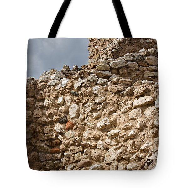 Tote Bag featuring the photograph Whispers From The Past by Phyllis Denton