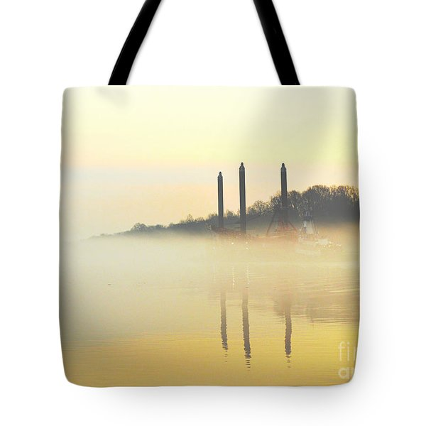 Whispers In The Wind - Contemporary Art Tote Bag