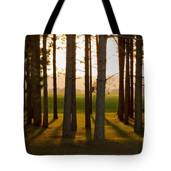 Whispers Of The Trees Tote Bag