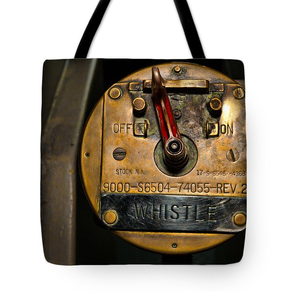 Whistle Switch Tote Bag