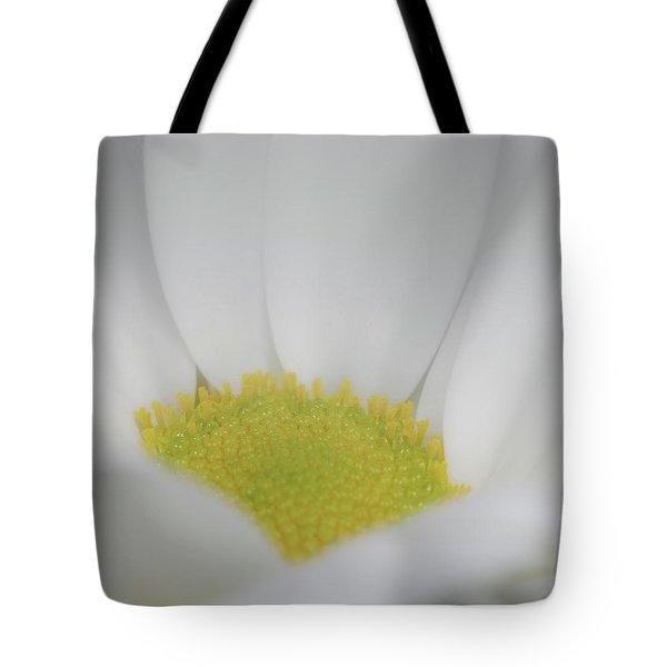 White Angel Tote Bag by Roy McPeak