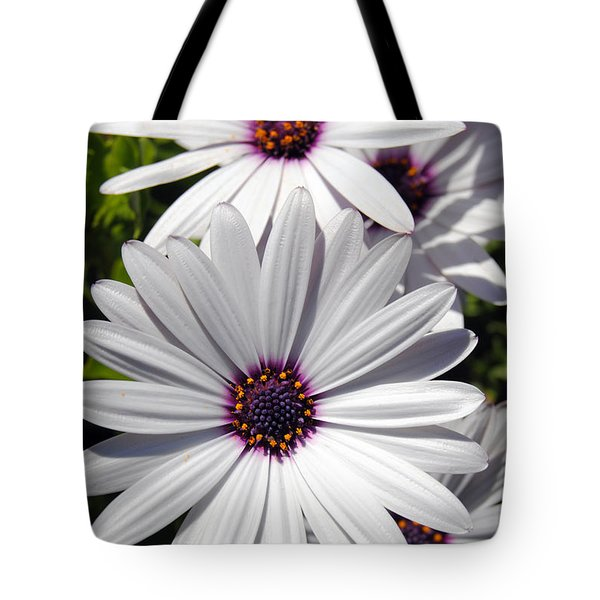 White Flower 1 Tote Bag