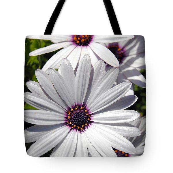 White Flower 1 Tote Bag