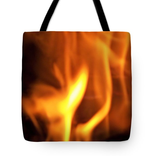 Tote Bag featuring the photograph White Hot by Betty Northcutt
