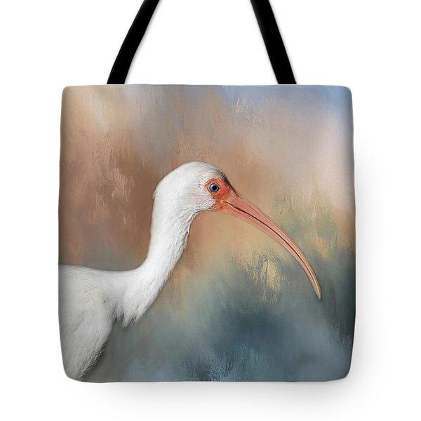 White Ibis - 2 Tote Bag