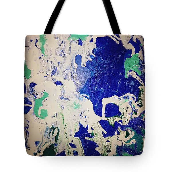 White Knight Tote Bag