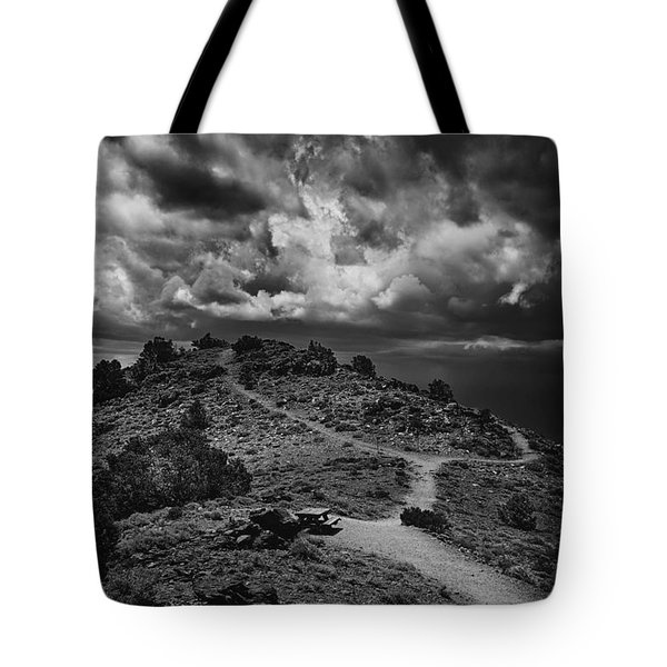 White Mountains 2 Tote Bag