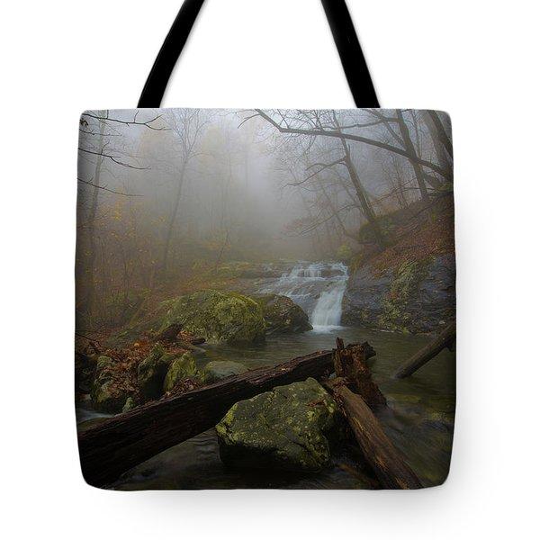 White Oak Canyon Safari Tote Bag
