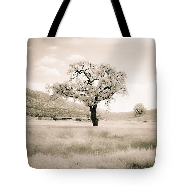 White Oak Tote Bag