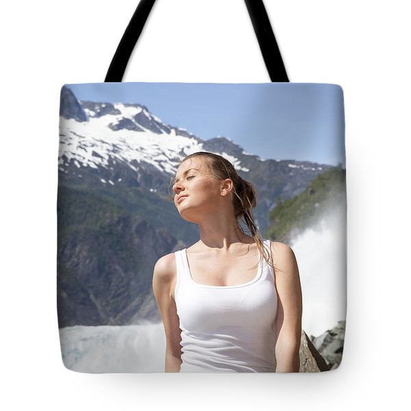 White Passion Tote Bag