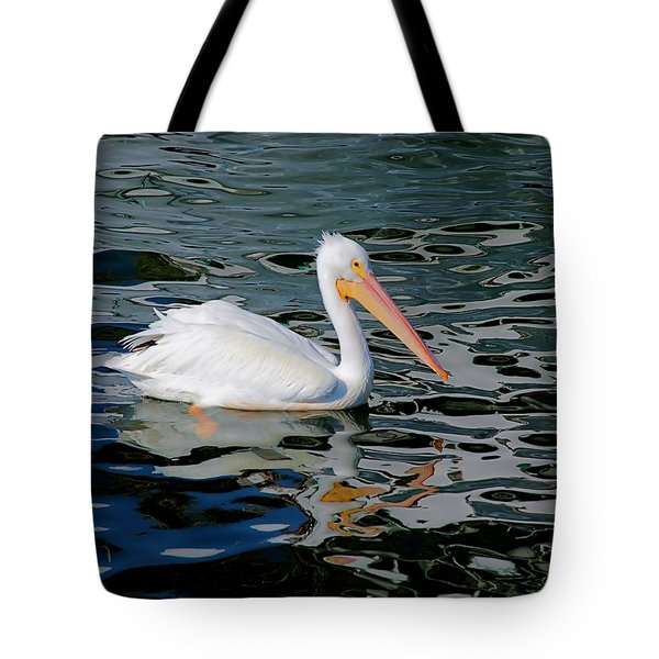 White Pelican, Too Tote Bag