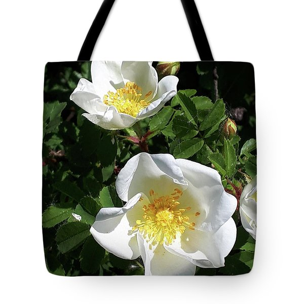 White Perfection Tote Bag