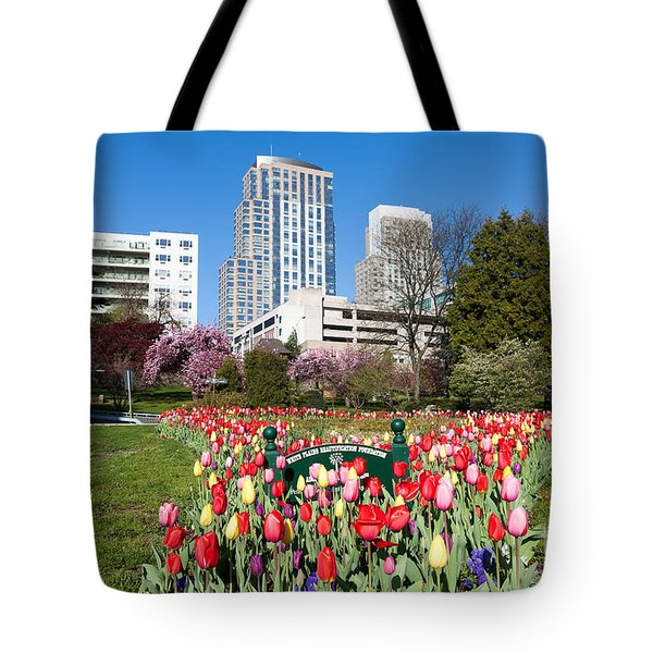 White Plains Beautification Foundation Garden Tote Bag
