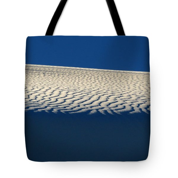 White Sands #4 Tote Bag