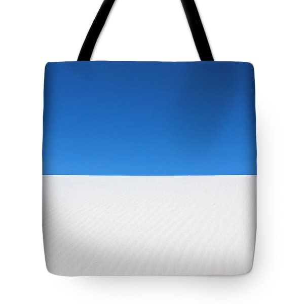 White Sands #8 Tote Bag