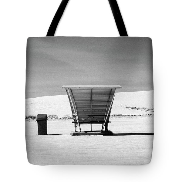 White Sands National Monument #10 Tote Bag
