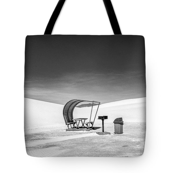 White Sands National Monument #8 Tote Bag